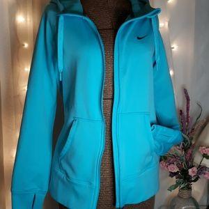 Nike thermafit zip hoodie